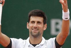 Djokovic dördüncü tura çıktı