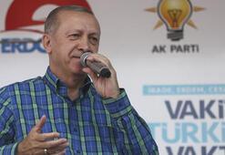 Son dakika: Cumhurbaşkanı Erdoğan duyurdu Talimatı verdik, rahat olun