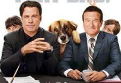 John Travolta ve Robin Williams bir arada