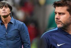 Zidanenın yerine ya Pochettino ya Löw