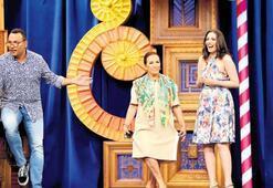 Sunal ailesi ilk kez aynı sahnede