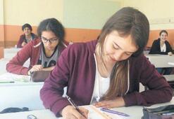 Sınava saatler kaldı