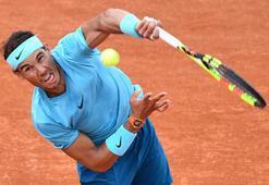 Rafael Nadal 3. tura yükseldi