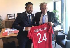 Kırgızistan Futbol Federasyonu Başkanından TFFye ziyaret