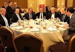 TFF Başkanı Yıldırım Demirörenden futbol ailesine iftar yemeği