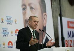 Son dakika: Erdoğan: Baktılar ki bu  çılgın Türkler bize borç verecek, vazgeçtiler