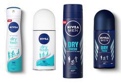 NIVEA'nın yeni Dry Fresh Deodorant serisin