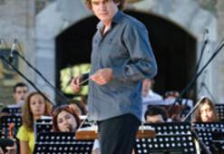 Klasik müzik böyle de dinlenir Sen mi daha çok konser yönettin ben mi