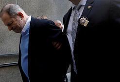 Tecavüzle suçlanan Harvey Weinstein 25 yıl hapis cezası alabilir
