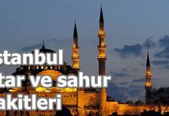 İstanbulda iftar saat kaçta İstanbul iftar ve sahur saatleri 2018