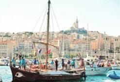 Fransızlar 'Kybele'yi sevdi