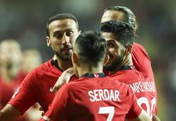 A Milli Futbol Takımı, Tunus karşısında