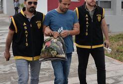 Polis seyyar satıcı ve emlakçı oldu, çete liderini yakaladı