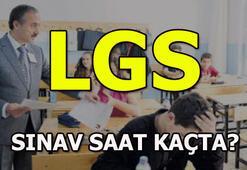 LGS saat kaçta LGS için geri sayım...(2018)