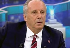 Son dakika: Muharrem İnce canlı yayında açıkladı Sayın Erdoğan ile...