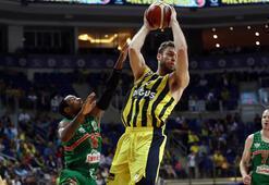 Fenerbahçe Doğuş - Banvit: 98-93