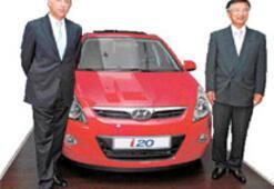 Hyundai i20 üretimi   İzmit'e geldi