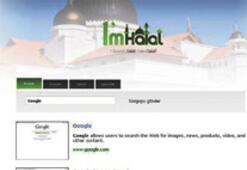 Muhafazakârın Google'u I'mHalal haramı bulmuyor