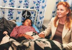 York Düşesi, Nepalli anneler için çalışıyor