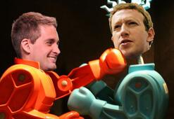 Snapchat CEOsu Evan Spiegelden Mark Zuckerberge büyük gönderme