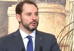 Enerji Bakanı Albayrak şehit yakınlarına yardım kampanyasında konuştu