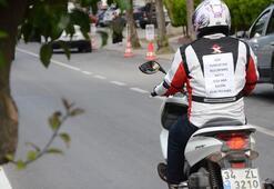 Kemal Sunal ve motosikletli kuryeler ilham kaynağı oldu