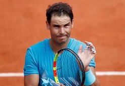 Rafael Nadal ikinci tura yükseldi