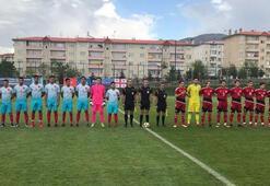 Türkiye - Gürcistan: 1-4