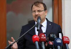 Başbakan Yardımcısı Çavuşoğlu: Bunların gözünü kan bürümüş