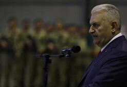 Başbakan Yıldırım: Terör neredeyse gideriz, yerinde yok ederiz