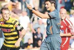 'Elit' Busacca'ya 3 maç ceza geldi