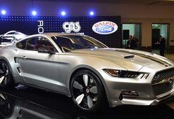 Ford Mustangin yeni modeli: VLF Rocket V8