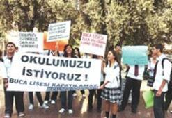 Öğrenciler: Sığıntı gibi okumak istemiyoruz