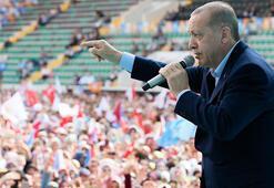 Cumhurbaşkanı Erdoğandan İnceye sert tepki: İspat etmezsen namertsin