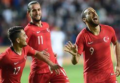 Türkiye - İran: 2-1 (İşte maçın özeti)