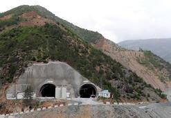 Avrupanın en uzunu olacak Zigana Tünelinde yarıya gelindi