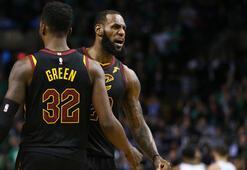 Cleveland Cavaliers NBA finalinde