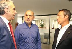 Ali Koç, Milliyet ve Vatan Gazetesini ziyaret etti