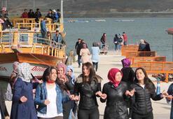 İlçede bir yılda turist patlaması yaşandı