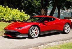 Ferrarinin yalnızca dünyada 1 tane olacak modeli SP38