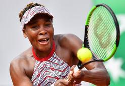 Venus Williams, turnuvaya ilk turda veda etti