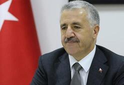 Bakan Arslan: Yeni Havalimanında ilerleme seviyesi yüzde 90,5