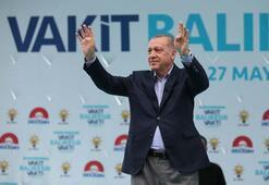 Cumhurbaşkanı Erdoğandan İnceye: Hadi gel bakalım