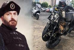 Son dakika... Arda Öziri motosiklet kazasında hayatını kaybetti