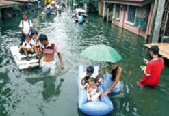 Filipinler'de yeni fırtına