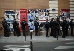 Fransada sokaklar karıştı 79 kişi gözaltında