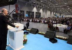 Polislerle iftarda buluşan Cumhurbaşkanı Erdoğan müjdeyi verdi