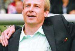 Stepne Klinsmann