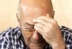 40 yıllık sanayici  Sivri'nin gözyaşları