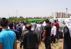 Viranşehirde kavgada ölen 3 kişi toprağa verildi